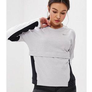 NIKE Therma Sphere Running Top Sweatshirt